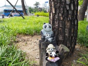 日韓パンダ。よろしくね。