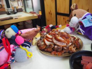 ソウル3大チョッパル(豚足)のお店